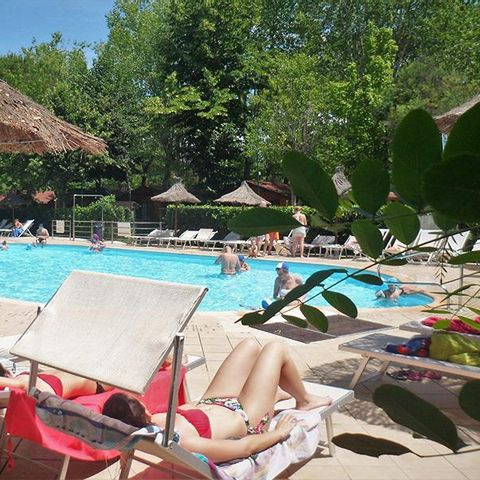 Camping Bosco Verde - Camping Lucques