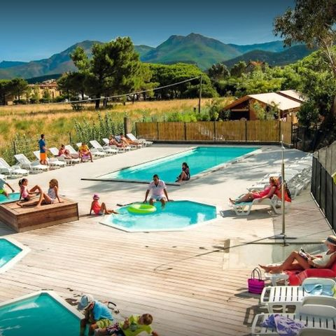 Camping Kallisté - Camping Corse du nord