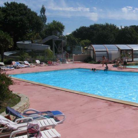Camping de la Baie de Douarnenez - Camping Finistere