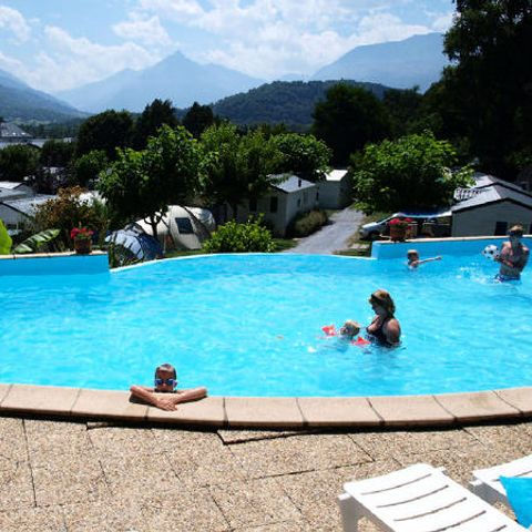 Camping Ecovillage Le Soleil Du Pibeste - Camping Hautes-Pyrenees