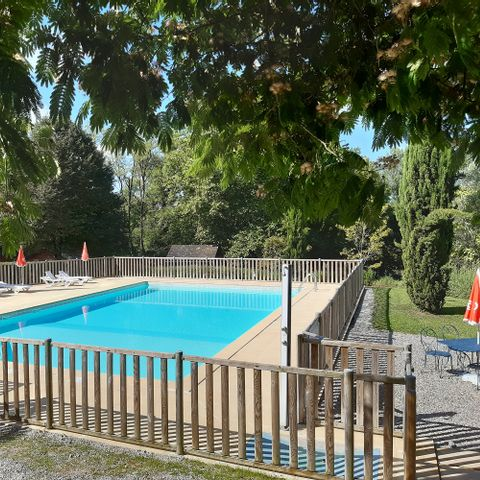 Camping Beau Rivage - Camping Pyrenees-Atlantiques