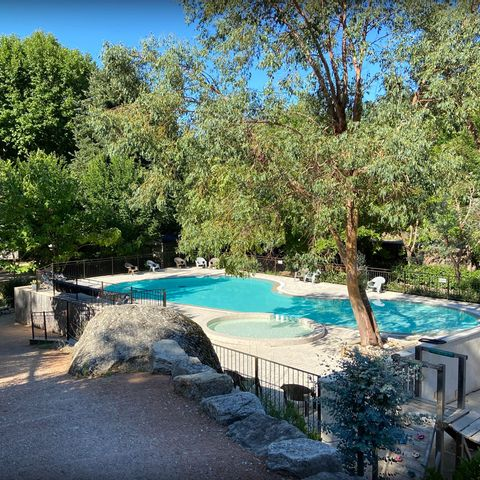 Camping la Salendrinque - Camping Gard