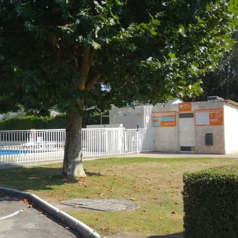 Camping Les Fontaines - Camping Eure
