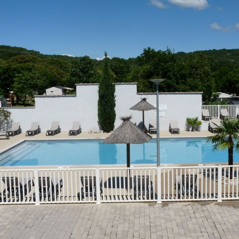 Camping Bel Air - Camping Ardeche