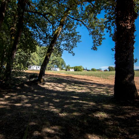Camping aire naturelle Le Valenty - Camping Lot