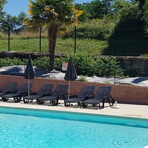 Camping L'oasis du Berry - Camping Indre