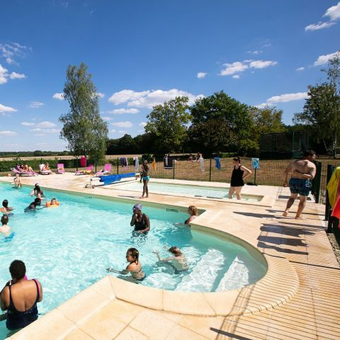 Camping Le Bois Guillaume - Camping Yonne