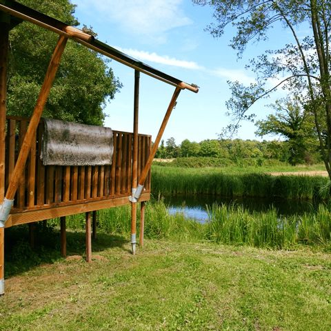 Flower Camping le Domaine du Buisson - Camping Haute-Marne