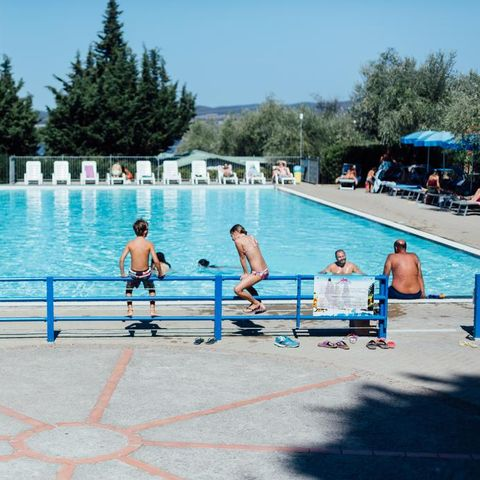 Camping Il Fontino - Camping Grosseto
