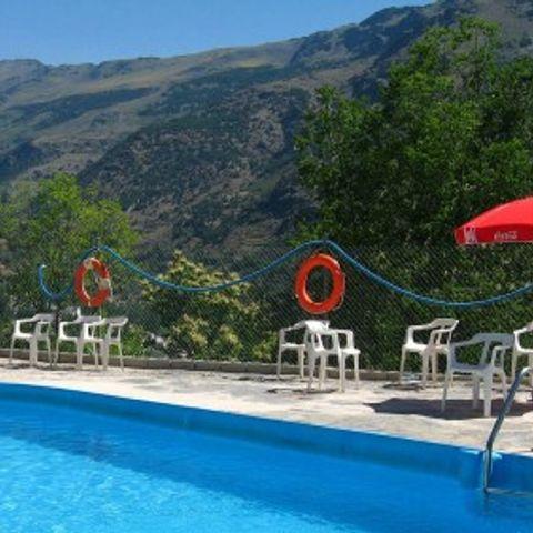 Camping Trevélez - Camping Granada