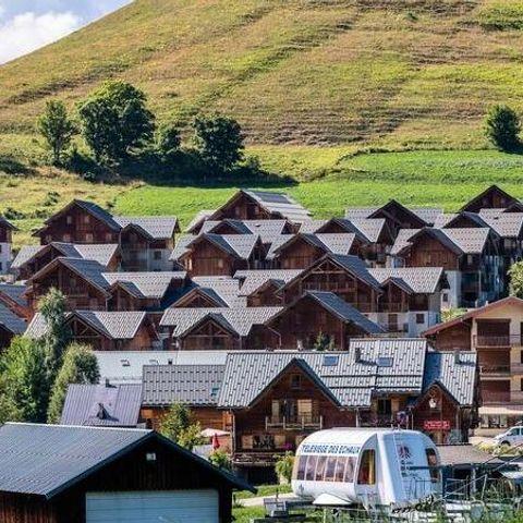 Village Vacance Le Hameau des Aiguilles - Camping Savoie