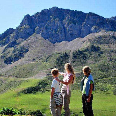 Residence La Mongie - Camping Hautes-Pyrenees