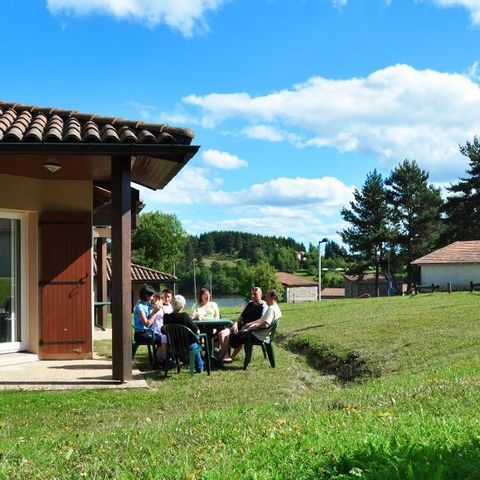 Residence Fournols d'Auvergne - Camping Puy-de-Dome