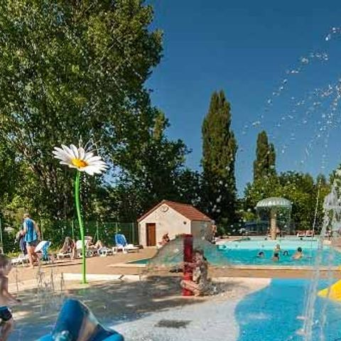 Camping Rivieres de Cabessut - Camping Loiret