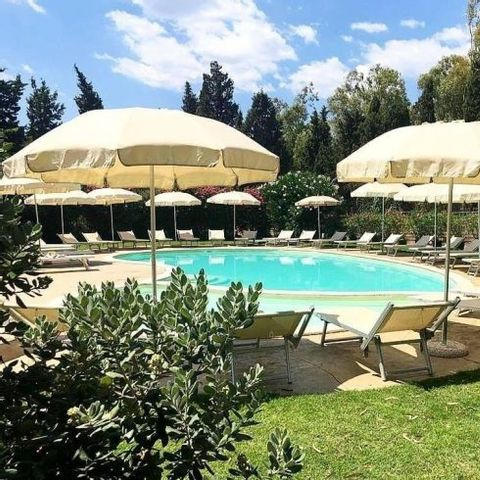 CAMPING VILLAGE FLUMENDOSA - Camping Cagliari