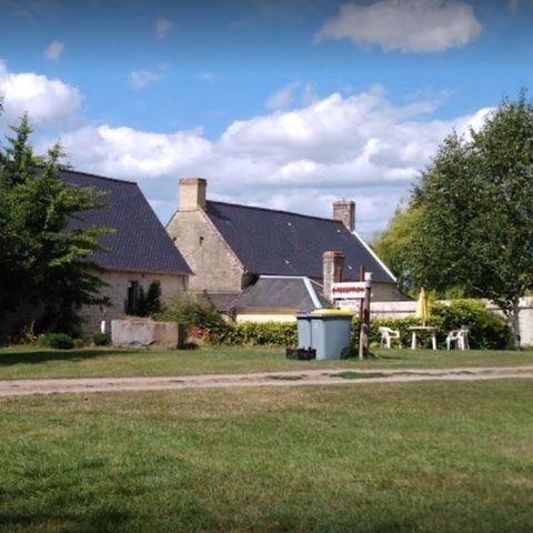 Camping Manoir de L'Abbaye - Camping Calvados