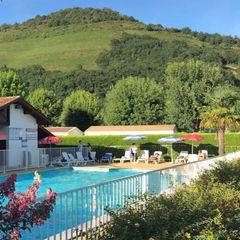 Camping Europ Camping  - Camping Pyrenees-Atlantiques