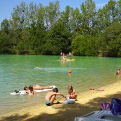 Camping le Chene du lac