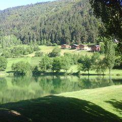 Camping Les Chalets du Lac