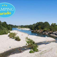 Camping Domaine de Gaujac - Camping Paradis