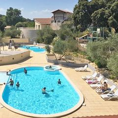 Camping Flower Le Fondespierre