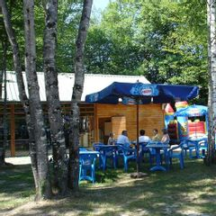 Camping de l'Etang du Merle