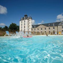 Résidence Prestige Le Château de Kéravéon - Camping Morbihan