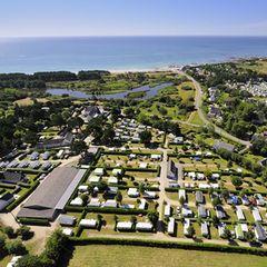 Camping PenHoat Côté Plage