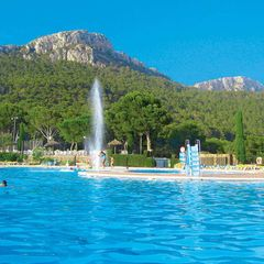 Camping Castell Montgri - Camping Gérone