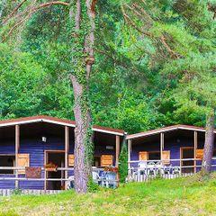 Camping les Chalets de Pierretoun