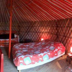 Camping Le Village de Yourtes
