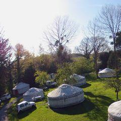Camping Le Village de Yourtes - Camping Cotes-Armor