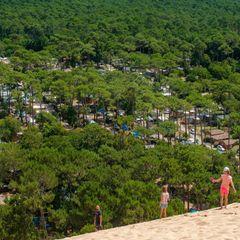 Camping La Forêt du Pilat
