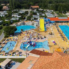 Tour Opérateur et particuliers sur camping Les Charmettes -  Funpass non inclus - Camping Charente-Maritime
