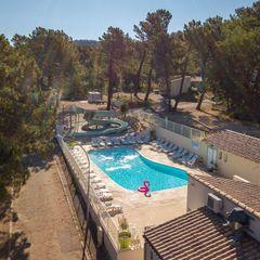 Camping  La Pinède en Provence - Camping Vaucluse