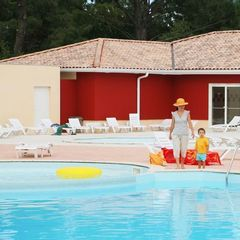 Résidence Les Rives de Saint Brice  - Camping Gironde