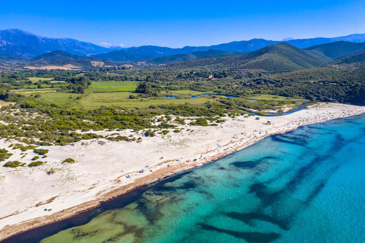 Camping in Zuid-Frankrijk aan zee