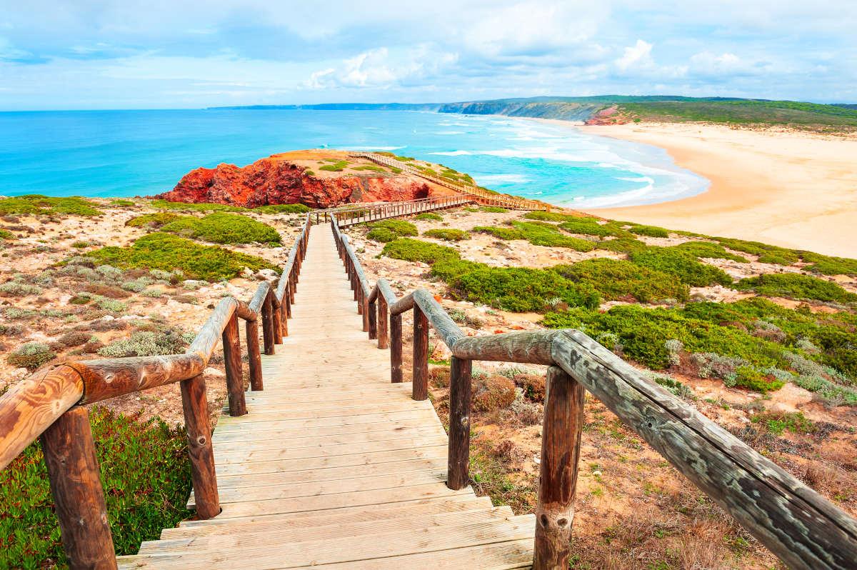 Algarve-Portuga