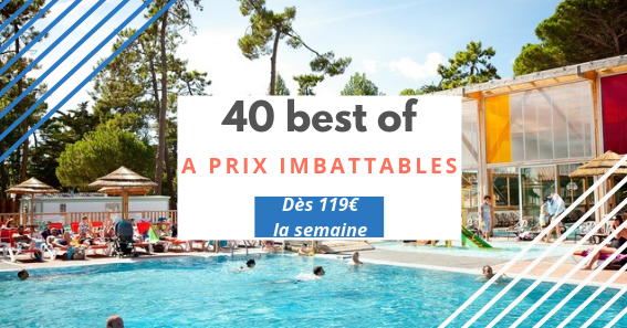 40 Best of à prix imbattables