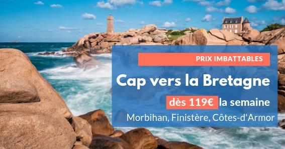 Nos coups de coeur en Bretagne