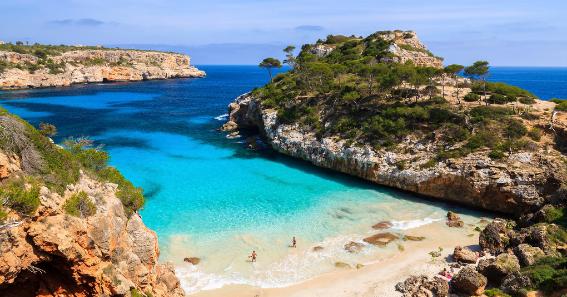 Top campings en Méditerranée