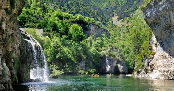Campings dans les Gorges du Tarn