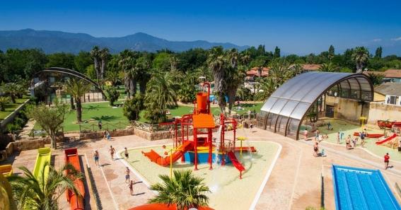 Campings avec Parc Aquatique de Folie