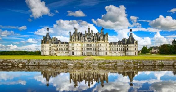 Campings Chateaux de la Loire