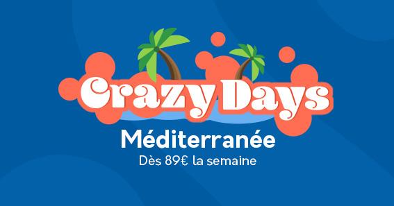 Crazy Days Méditerranée