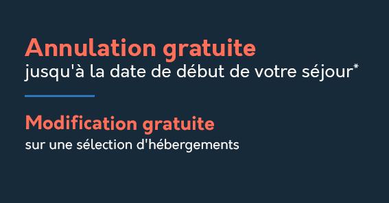 Annulation et Modification Gratuite