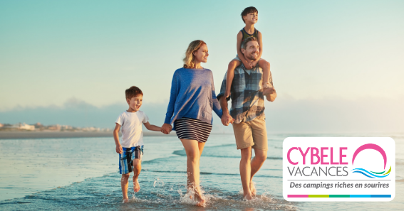 Campings Cybelle Vacances