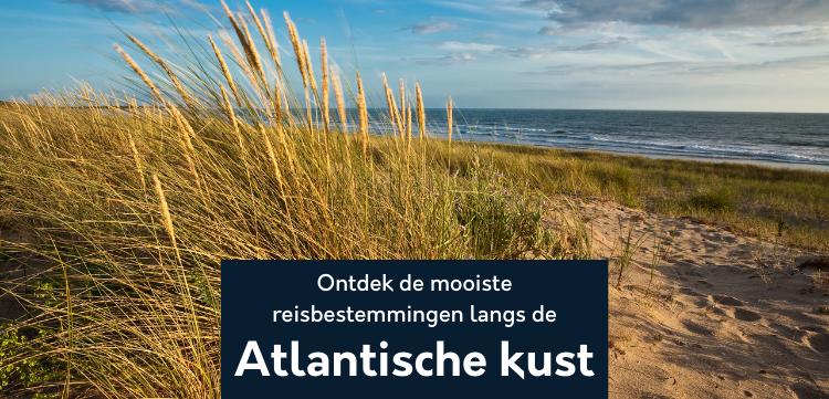 Camping aanbiedingen aan de Atlantische kust